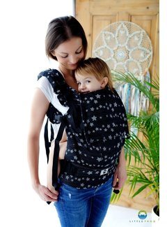 Little Frog Little Frog toddler carrier   Night Sky