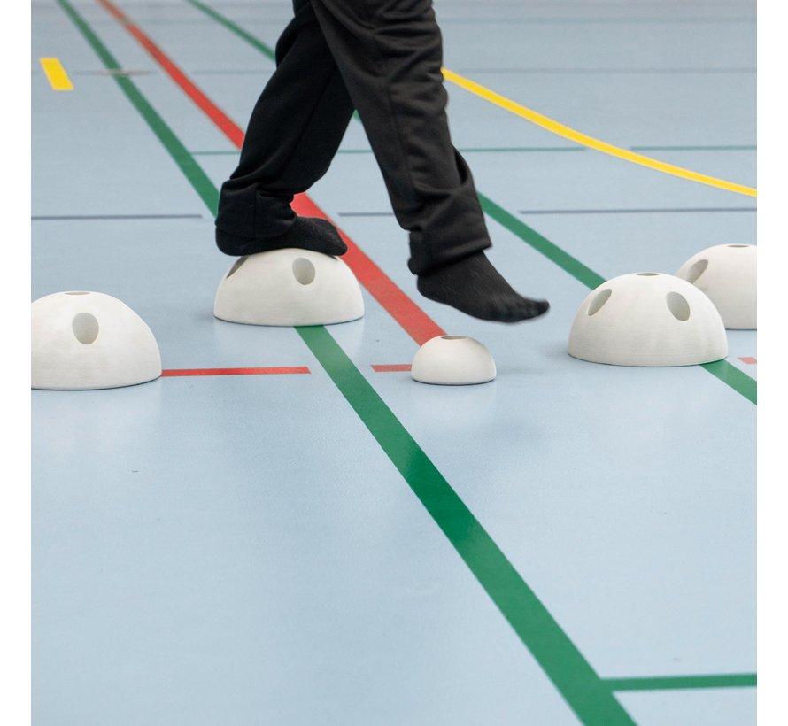 Modu Half Ball Kit uitdagende speelgoed blokken van MODU