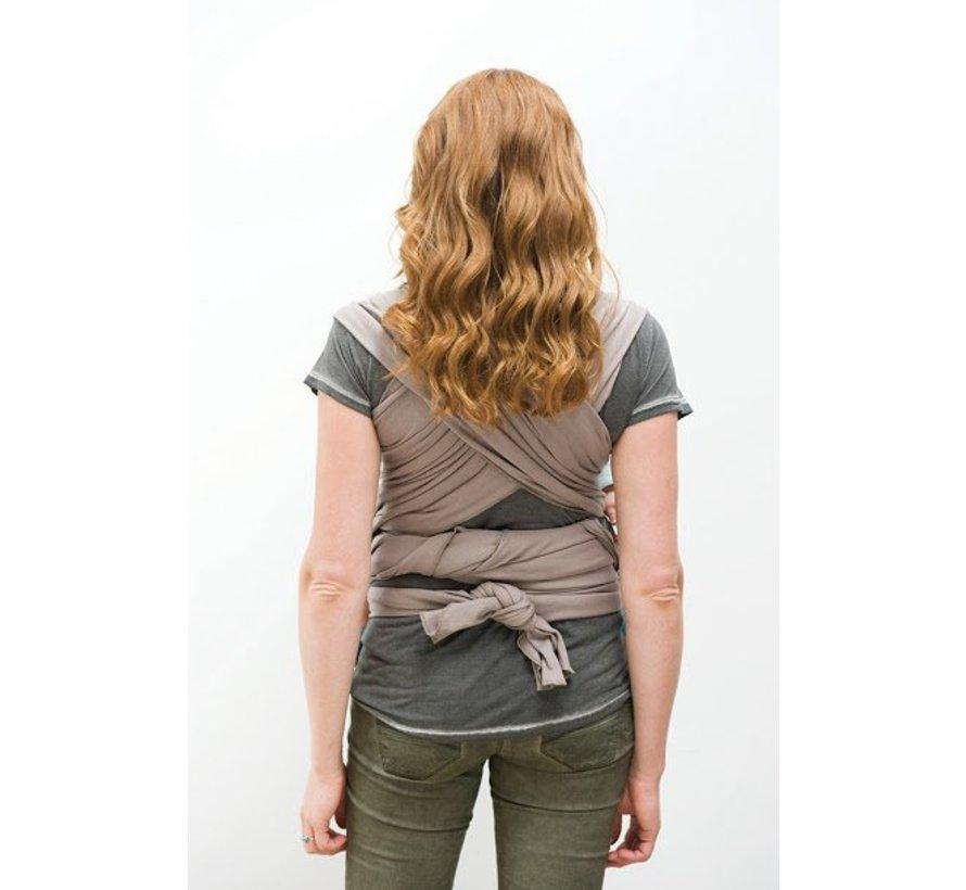 Tricot Slen dark sapphire, stretchy sling.