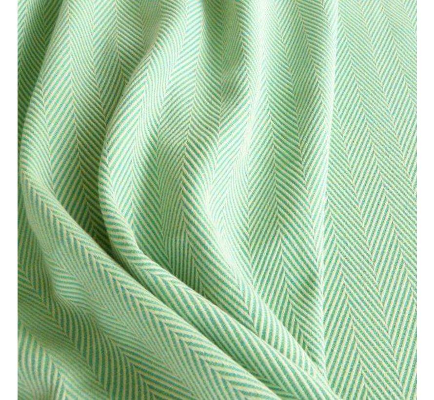 Didymos Lisca Karibik, woven wrap.