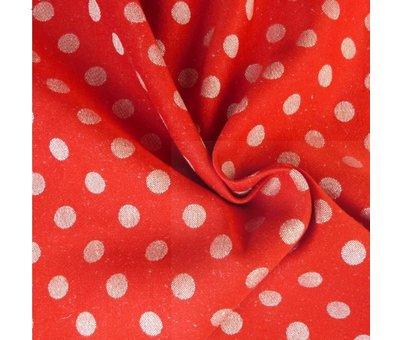 Didymos Didymos Red dots hemp, 50% cotton 50% hemp.