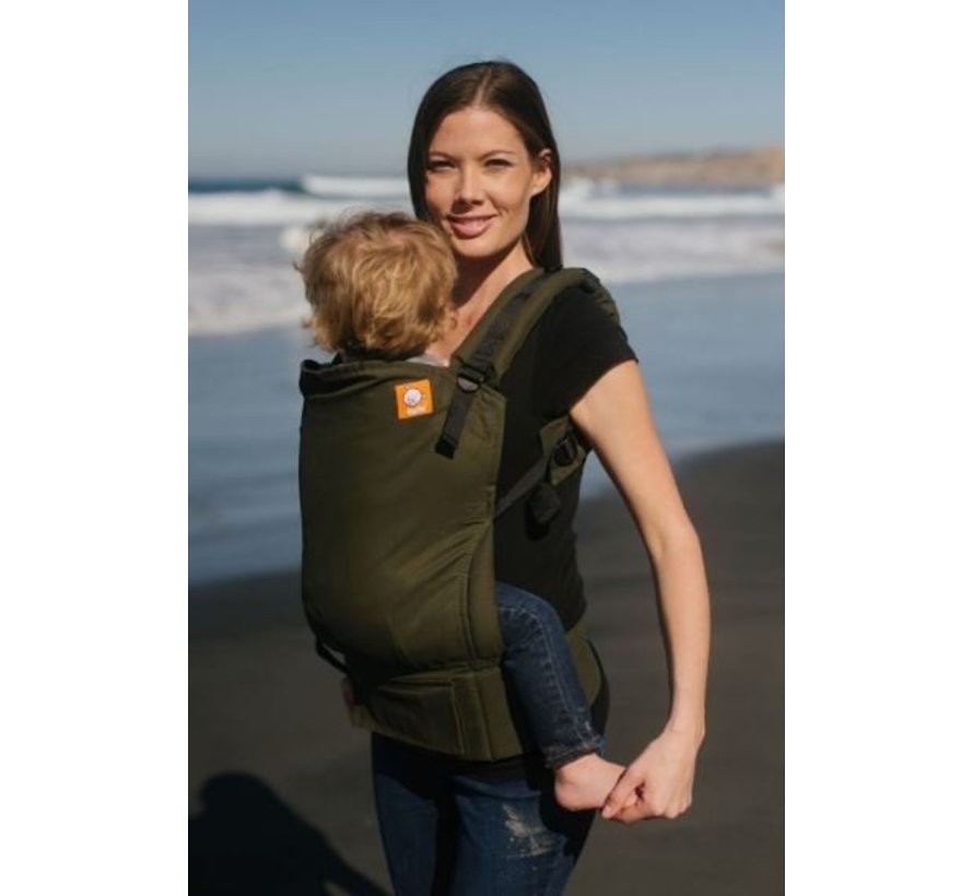 Tula Olive , tula carrier in olive green.