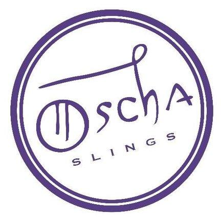 Oscha Slings geweven draagdoeken uniek bij Von Va Voom.