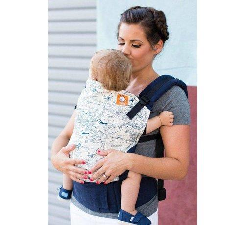 Tula Tula Navigator , tula draagzak in toddler en baby.