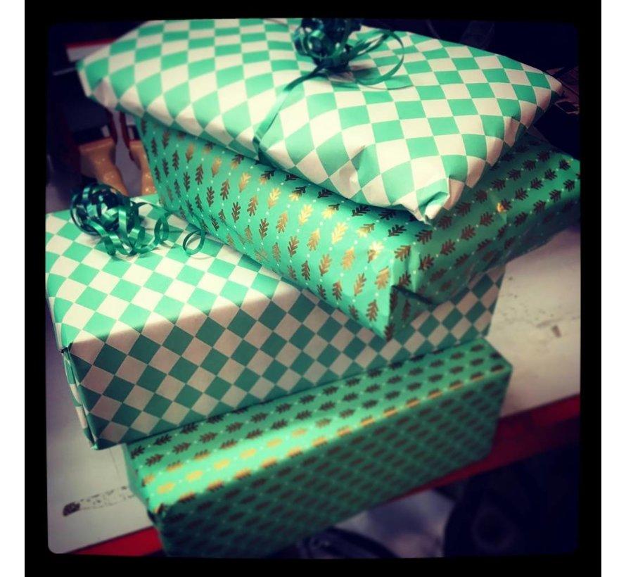 Wrap as present