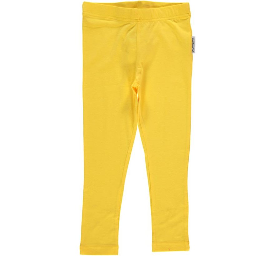 Maxomorra Leggings Yellow