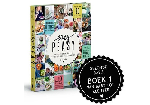 KINDERKOOKBOEK EASY PEASY