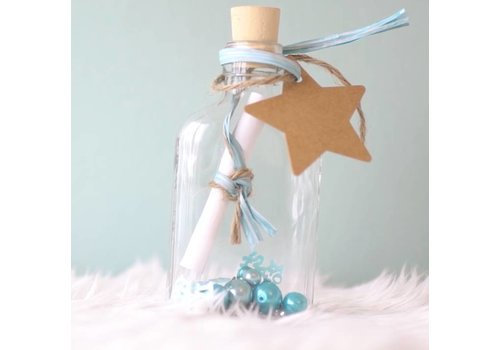 LOVELY LITTLE STARS CADEAUBON € 15,-
