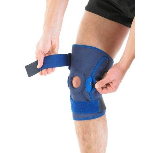 Neo-G kniebrace met scharnierfunctie voor extra buiging