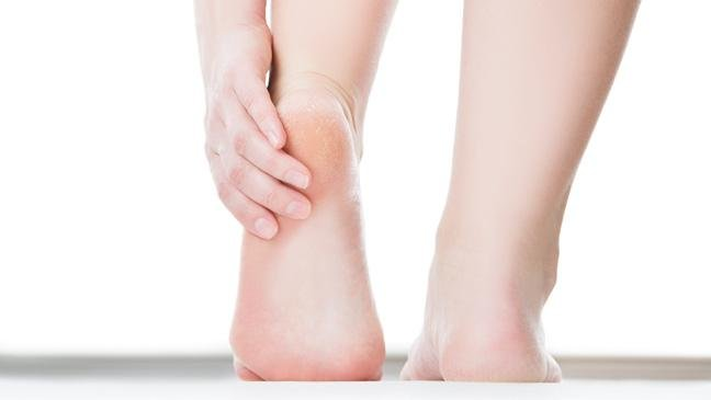 Pain or pain on the feet: aids that heal or prevent this