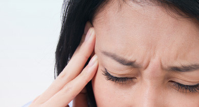 Strain or pain on your head: tools that heal or prevent this