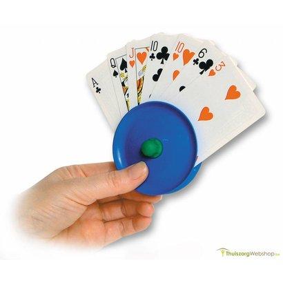 Speelkaartenhouder - Automatisch mooie waaier voor in de hand