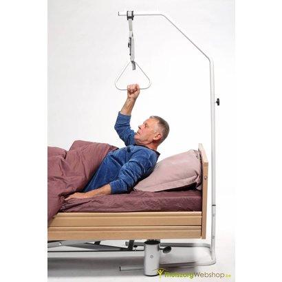Optrekbeugel - Maak van je gewoon bed een ziekenhuisbed