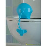 Plasbescherming voor toilet