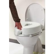 Zacht vinyl toiletkussen voor gewoon toilet
