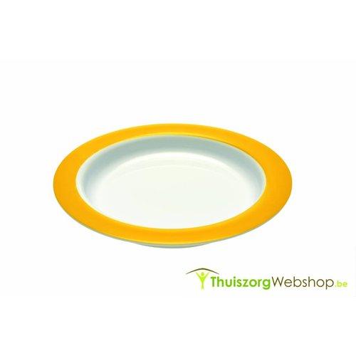Asymmetrisch bord Ornamin Vital, melamine - In 3 maten verkrijgbaar en verschillende kleuren