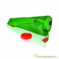 Aide technique pour mettre et enlever les bas de contention -  avec embout fermé