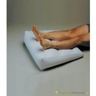 Coussin gonflable pour les jambes – pour dans le lit