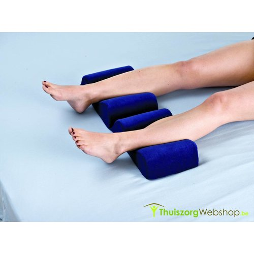 Ergonomic leg cushion