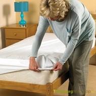Protection de matelas/oreiller imperméable
