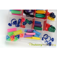 Schrijfhulpmiddelen box II (50 stuks)