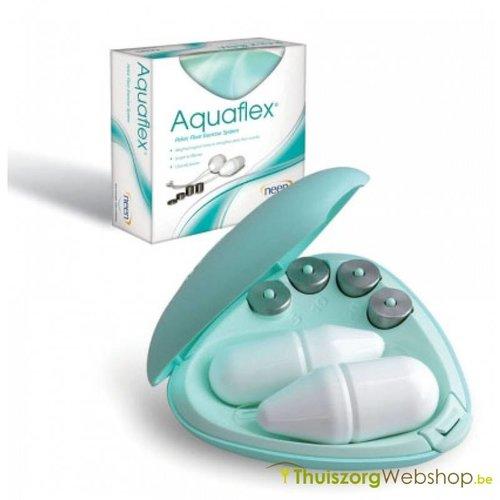Vaginale gewichtskegeltjes voor incontinentie - Aquaflex® Neen