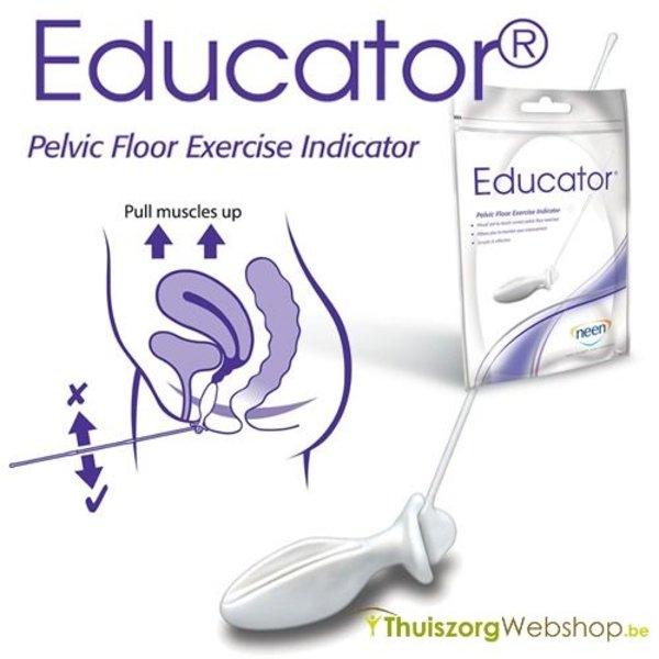Educator® Neen -  voor bekkenbodemspieren