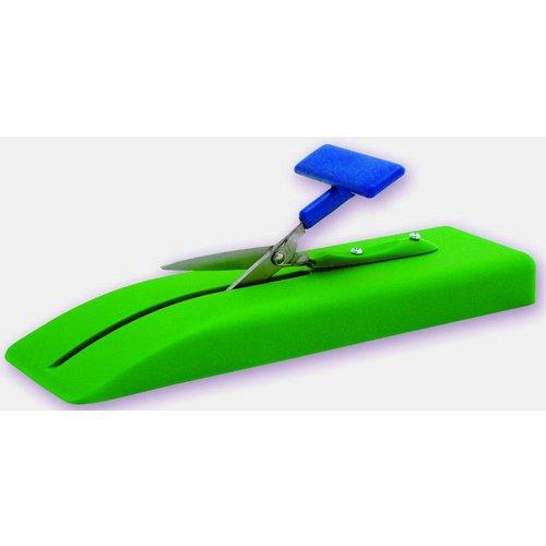 Ciseaux de table Easi-Grip®, sur pied en matière synthétique