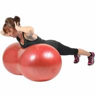 Peanut Ball met fysiorolvorm