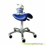 Children's saddle chair Swippolino