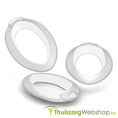 Spoon Guard - Hoesje voor over een eetlepel bij tremor