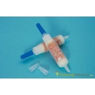 Filters, mondstukjes en verlengbuisjes voor Urias®-Johnstone spalk