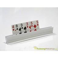 Speelkaartenhouder voor op tafel
