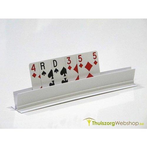 Speelkaartenhouder van 30cm