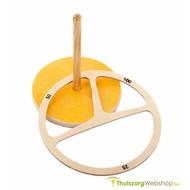 Werpspel met houten ring