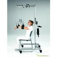 AS-trainer Classic - Help arm - compleet met gewichten