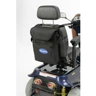 Opbergtas voor achteraan de scooter - rugzakmodel