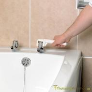 Prise de robinet avec ressort