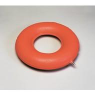 Coussin en forme de bouée gonflable avec couverture
