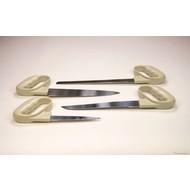 Couteau de cuisine Reflex avec manche ergonomique