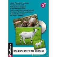 Lotto de sons et de bruits d'animaux + images évocatrices