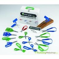 Set de ciseaux d'évaluation Easi-Grip®
