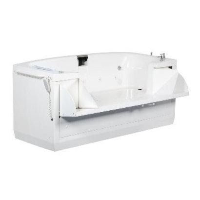 Contour hoog/laag bad