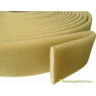 Soft strapping foamband beige