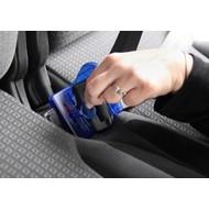 Sécurité pour évite le détachement des ceintures de sécurité