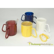 Beker met 2 aanpasbare handvatten Medeci® Cup