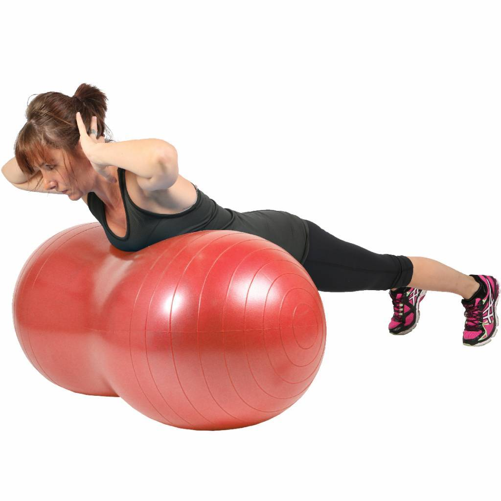 Fysioballen, oefenballen of zitballen
