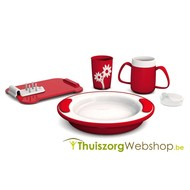 Dementia Set Thermo red