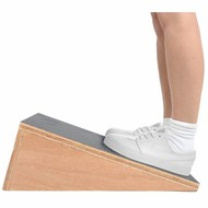 Incline board en bois