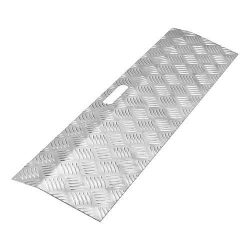 Plaque de seuil en aluminium Secucare